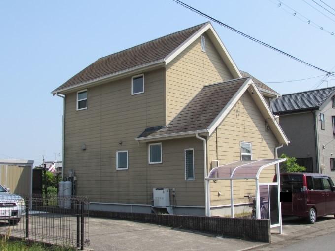 袋井市外壁屋根張替工事-680x510