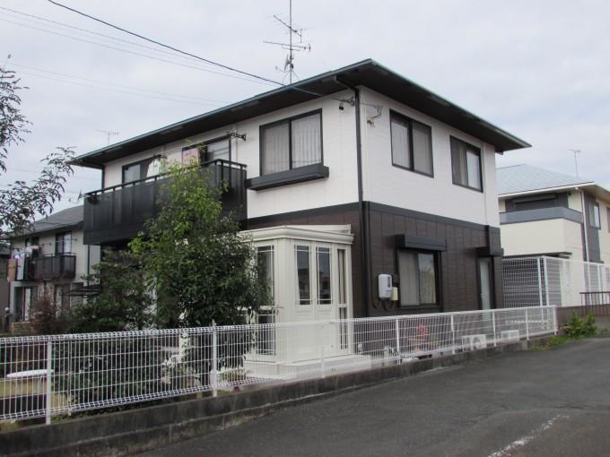 浜松市北区外壁・屋根塗装・サンルーム設置・屋内外リフォーム工事が完了しました。