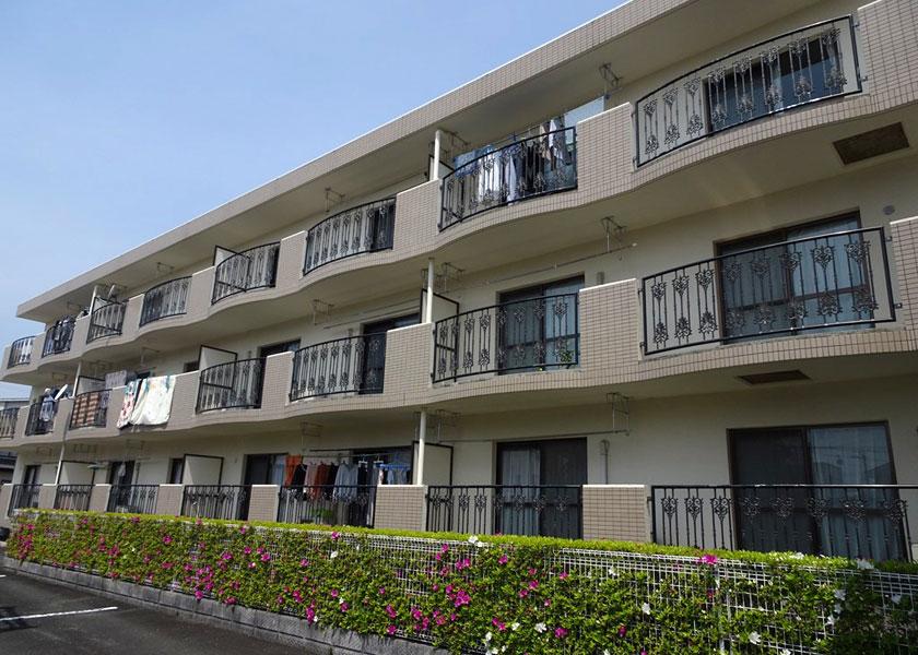 浜松市中区賃貸マンションF様写真
