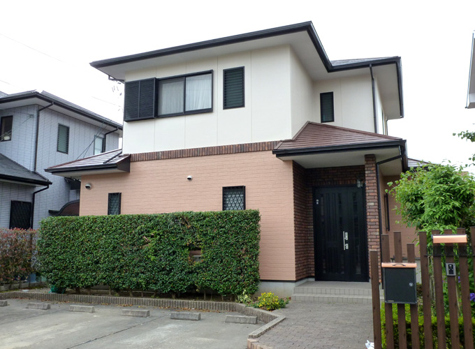 浜松市中区M様邸写真