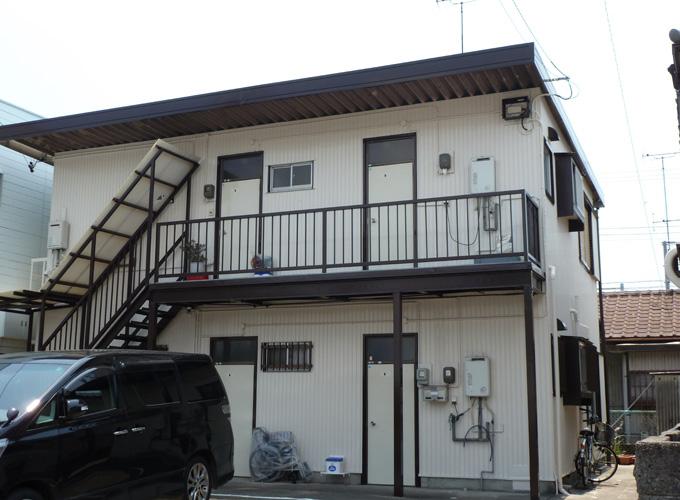 浜松市東区アパート写真