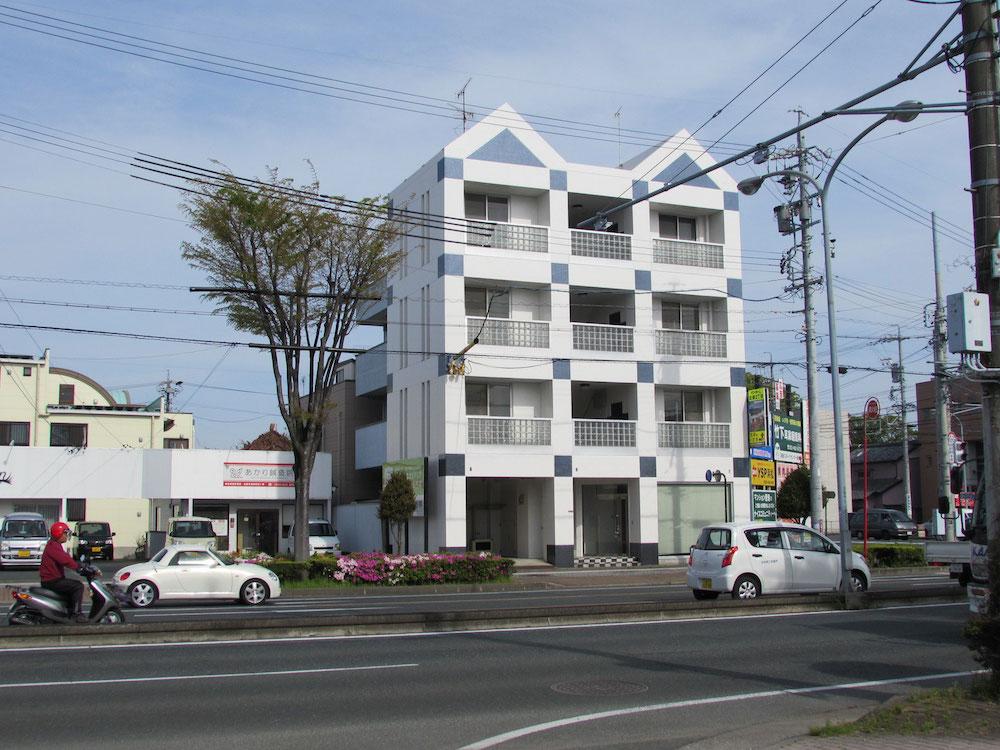 浜松市中区マンション写真