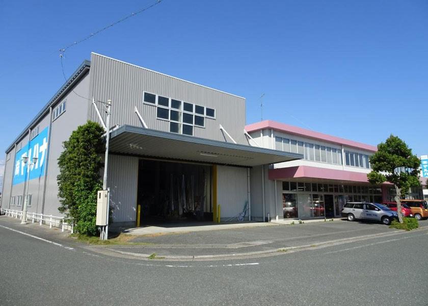 浜松市南区株式会社マルハナ様写真