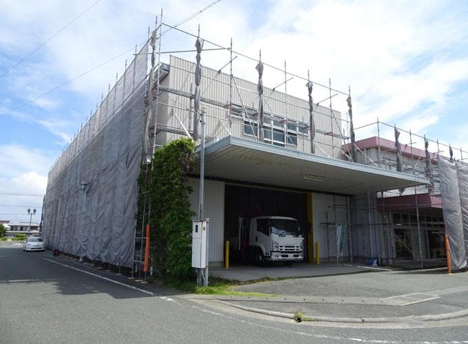 株式会社マルハナ様施工前写真