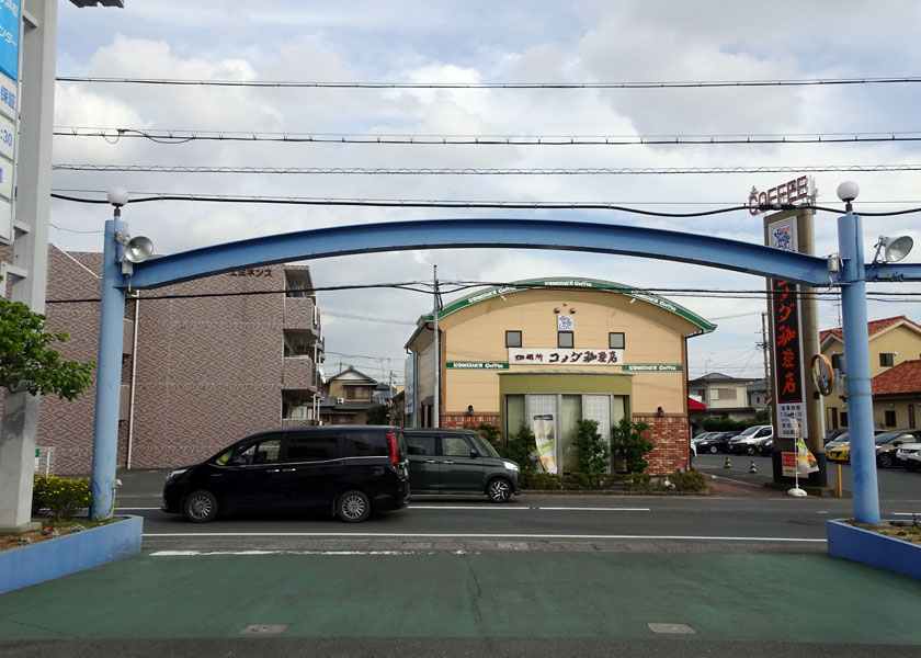 ネッツトヨタ浜松様施工前写真