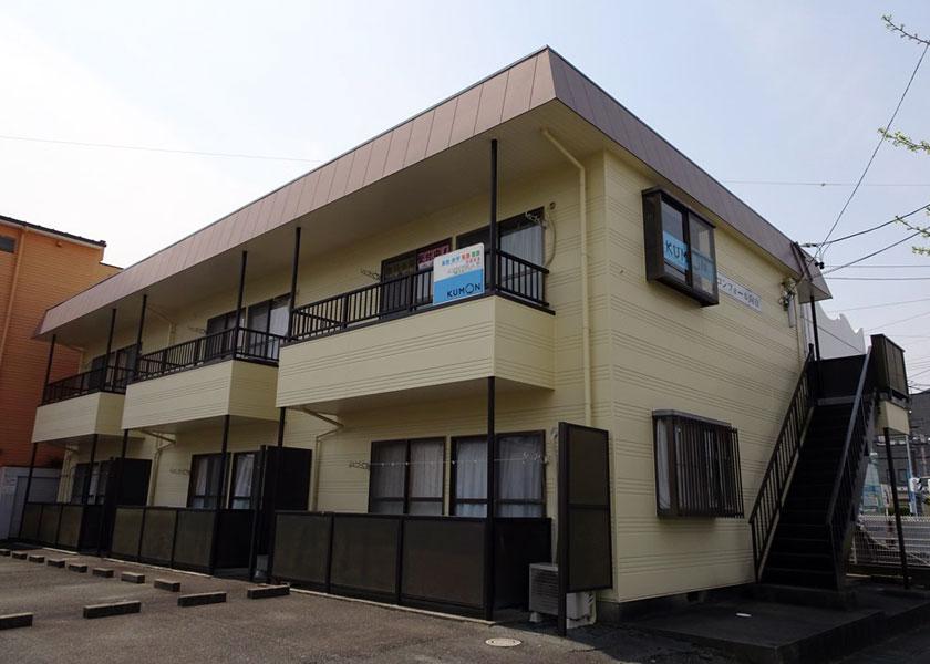 浜松市中区賃貸アパートC様写真