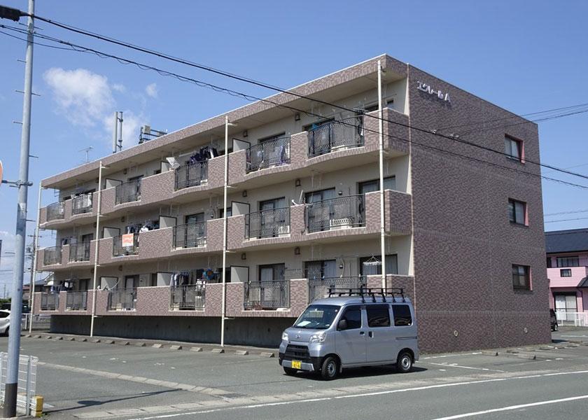 浜松市東区集合住宅A・B棟写真
