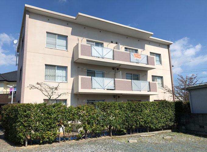 3階建賃貸マンション様施工前写真