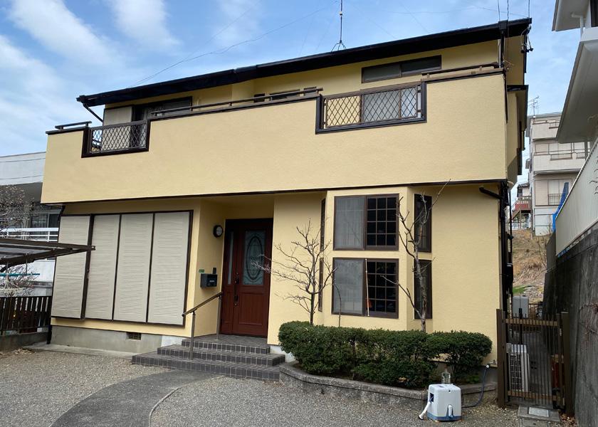 浜松市東区M様邸2棟同時施工写真