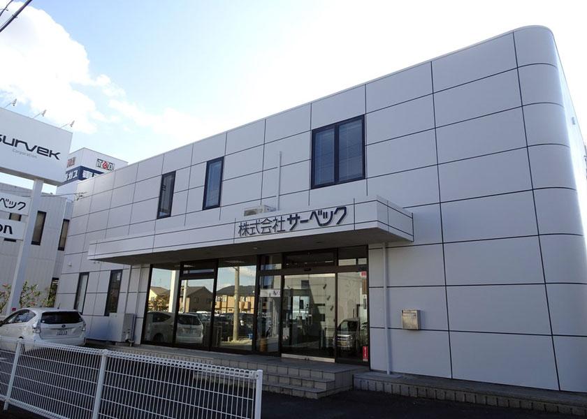 浜松市中区測量機器関連企業様写真
