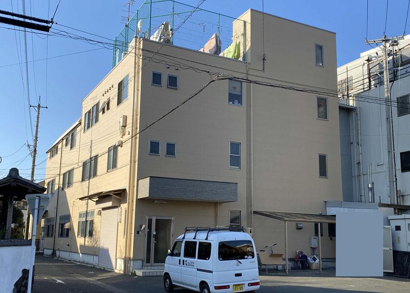 浜松市東区縫製企業様写真