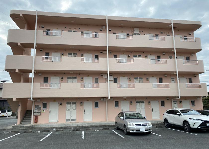 浜松市中区4階建集合住宅(マンション)様写真