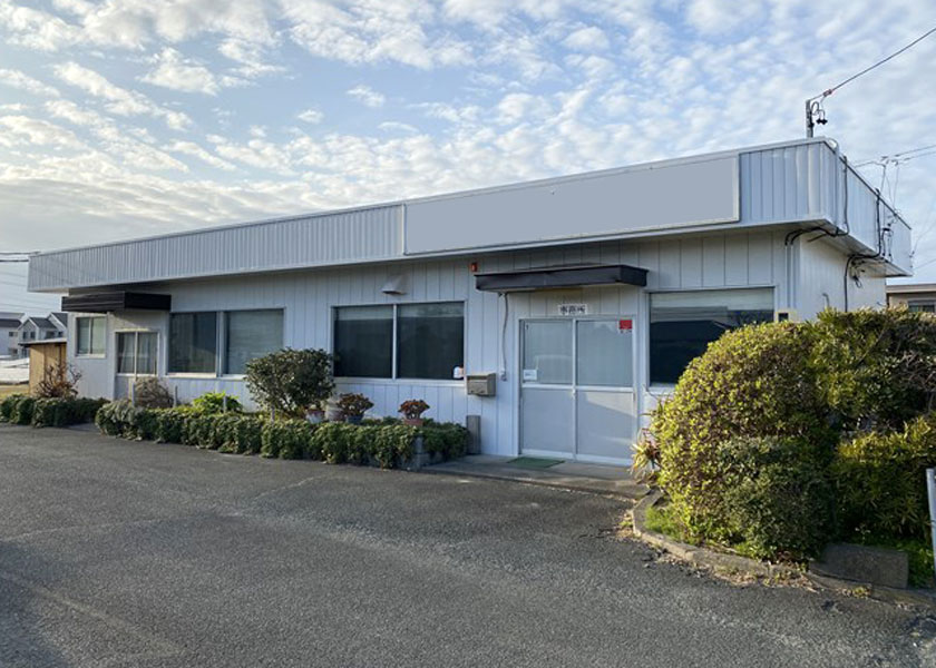 浜松市南区製造業企業様事務所写真