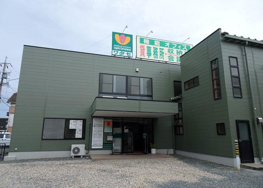 浜松市南区W様貸事務所写真