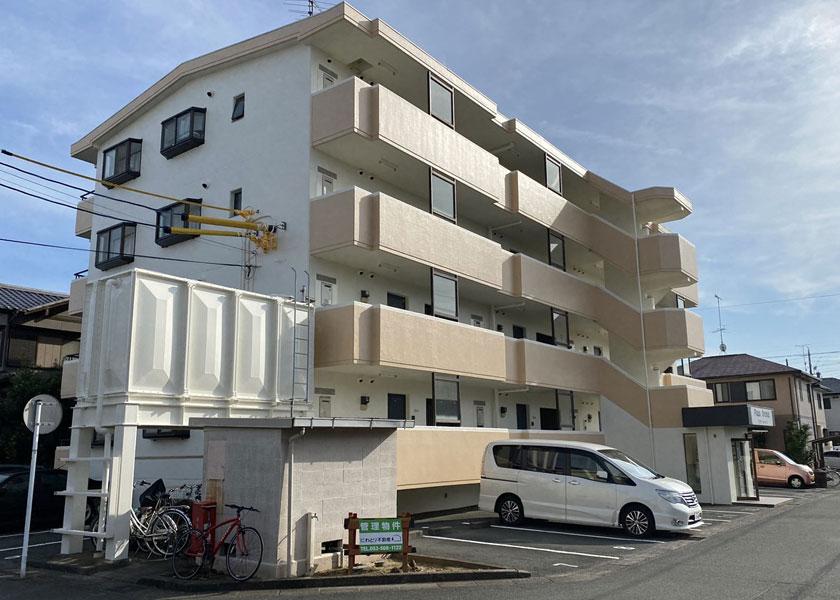 浜松市中区4階建マンション様写真
