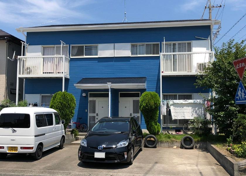 磐田市集合住宅写真