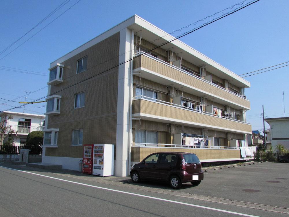 掛川市マンション写真