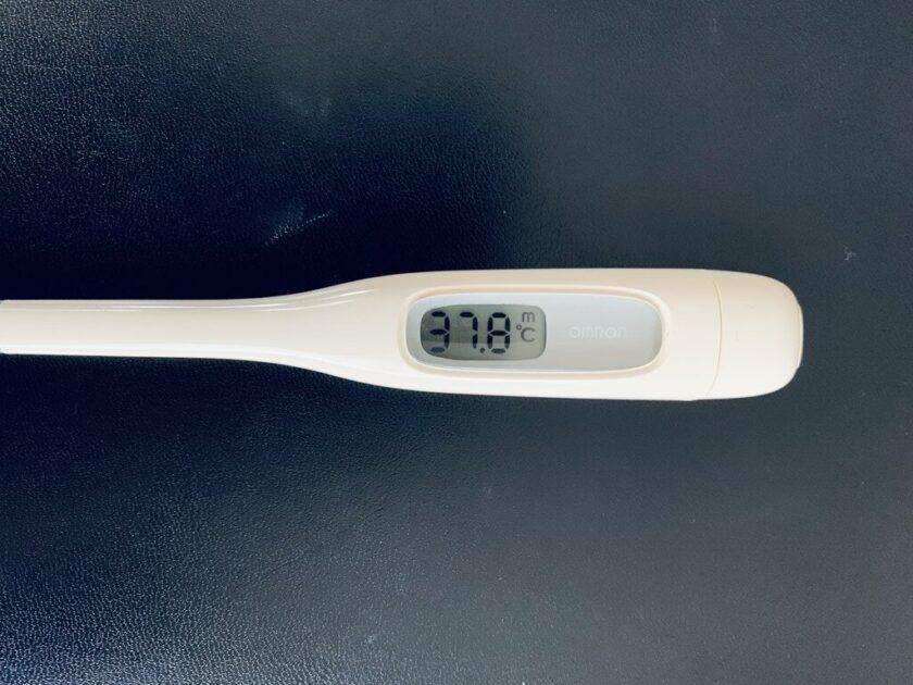 新型コロナウィルス ワクチン接種後 高熱