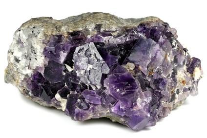 AGCフッ素の原料 ホタル石