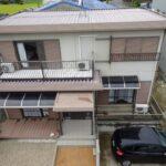 外壁屋根塗装 キルコ塗装 屋根カメラ撮影画像
