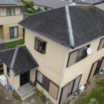 外壁塗装 屋根カバー工法 施工前写真